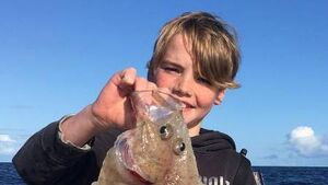 West Cork youngster receives prestigious angling award