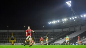 Cork footballers kick on in the second half to open the league with a win