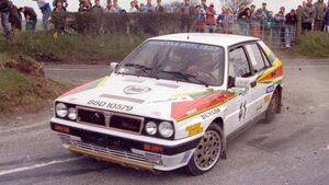 Cork rally driver Martin Grandon always 'flew the flag for the Italians'