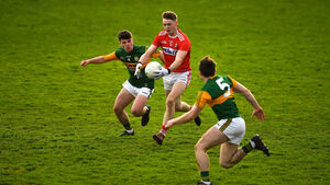 Cork footballers must cope with pressure of being favourites for promotion