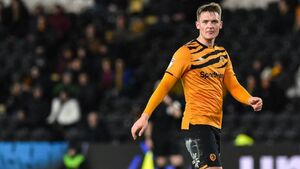 Cobh's Sean McLoughlin is enjoying first team action at Hull City