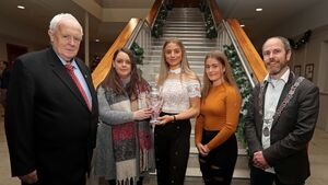 Rebel Óg awards: Sars and Glanmire dual dynamo Olivia McAllen is recognised after winning nine medals in one season
