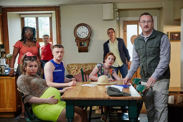 The opening episode of season two also drew an average audience of 370,100 viewers on RTÉ2.