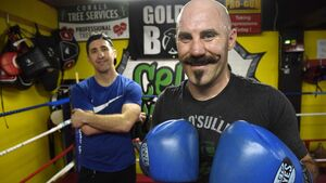 Cork boxer Gary Spike O'Sullivan is ready to go to war with Munguia
