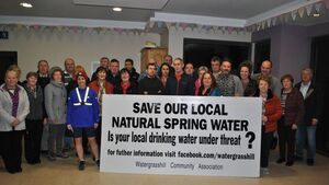Locals petition Irish Water over loss of supply