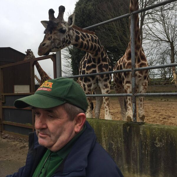 Fota head ranger Willie Duffy has been protecting wildlife for thirty years