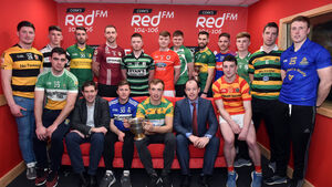 Kearney and Sars ready for another shot at the RedFM Senior Hurling League