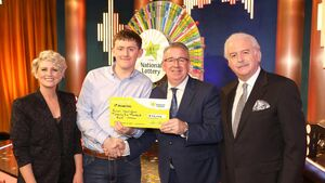 Cork shop assistant wins €26K on TV game show
