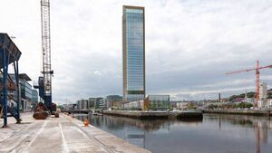 Cork's Custom House floated as venue for new visitor centre; Site already earmarked for 34-storey hotel