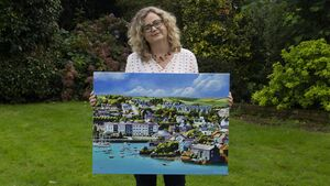 Pieces fall into place for Cork artist after her painting was made into a jigsaw