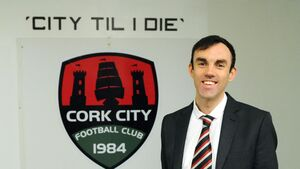 Cork City general manager is leaving Turner's Cross