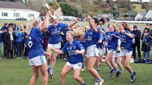 Bantry ladies football club is on the rise