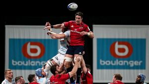 Munster v Racing 92: Player ratings