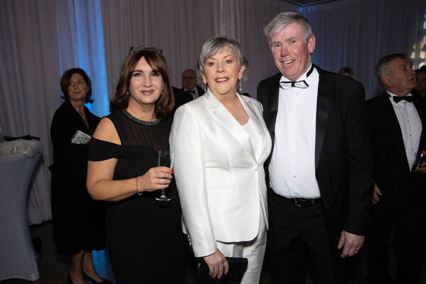 Maria Desmond, Enable Ireland, Ann Doherty, CEO Cork City Council and Jim Vaughan