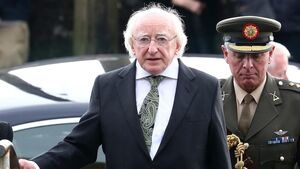 Michael D to travel to Cork by train to attend climate change conference