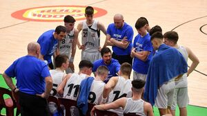 Seven Cork players in Irish basketball underage squads
