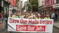 Clarity called for on future of Cork Mail Centre