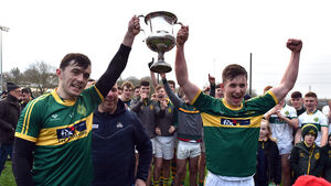 St Michael's end 44 year wait for Cork U21A football championship success