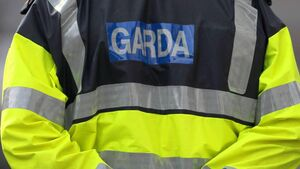 Cork city garda accused of signing another person's name to a document
