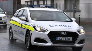 Vehicle abandoned after Garda car chase through Cork town