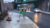 Safety concerns raised about new cycle path in Cork city