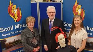 Cork student scores national award for wearable panic attack tech project