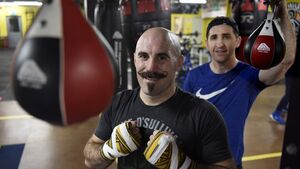 Cork's Gary Spike O'Sullivan looking to knock Munguia out on Saturday night