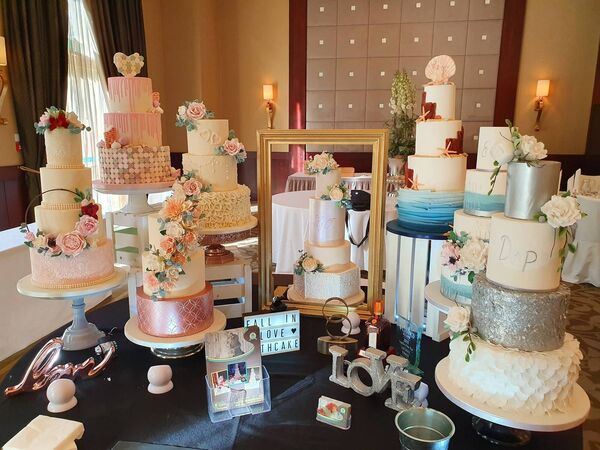 Some of the cakes by The Baker Boy, Brian Roche. Pictures: Facebook - with permission.