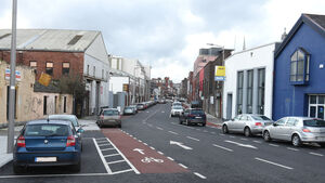 Cycle lanes have become car parks in these city areas
