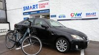 The Cork dealership offering novel new trade-ins... your car for an electric bike