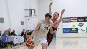 Cork basketball clubs Fr Mathew's and Ballincollig are flying high