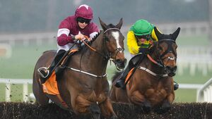 Cork racing pointed the away at the Dublin Racing Festival at Leopardstown