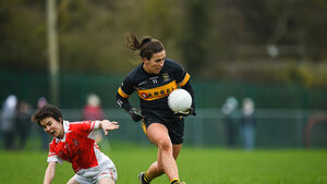 Mourneabbey determined to keep a grip on the ladies football All-Ireland crown