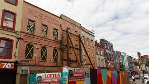 North Main Street traders: Vital Christmas shopping season is damaged by eyesore buildings