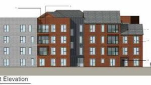 37 apartments planned for derelict block
