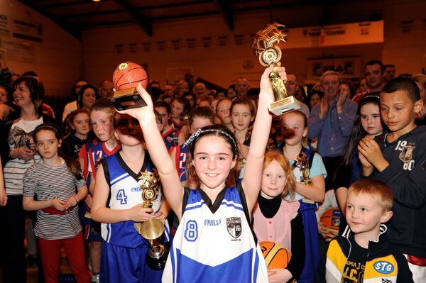 Annalise Murphy has starred for Glanmire since she was U10! Picture: Mike English.
