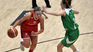 Two Cork basketballers make Ireland U20 squad for European Championships