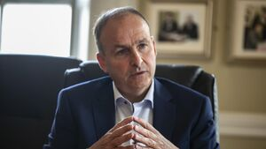 Micheál Martin vows to continue as Fianna Fáil leader after next general election