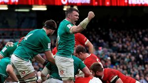 Peter O'Mahony and Ireland roar past Wales in impressive Six Nations victory