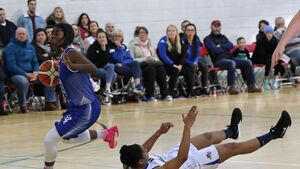 Stunning 38-point haul from Parker isn't enough as Glanmire basketballers are reeled in by Killester in cup semi