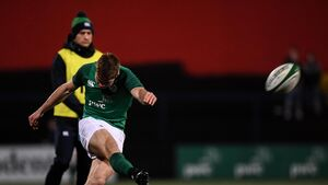 Bandon rugby dynamo Crowley shines again as Ireland U20s continue to impress in the Six Nations