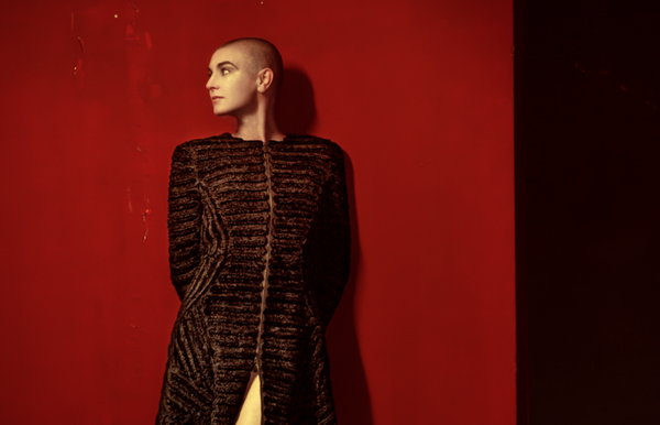 Sinead O'Connor: Returns to Cork for a Live at the Marquee show.