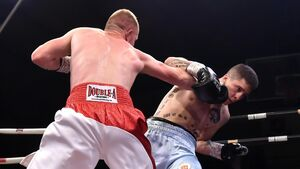 Macroom boxer Noel Murphy gears up for title bout at Madison Square Garden