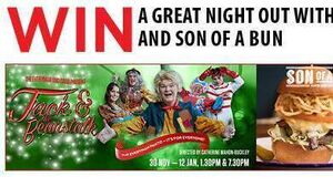 WIN A FAMILY PASS WITH THE EVERYMAN AND SON OF A BUN