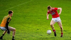 U20 graduate Gore to start for Cork footballers against Down as Connolly and Kerrigan are held in reserve