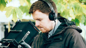 Cork filmmaker signs for one of the world's top production companies