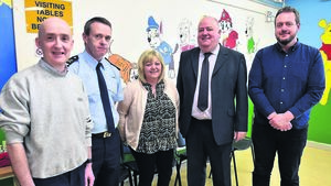 Samaritans helping to reduce bullying and mental health issues at Cork Prison