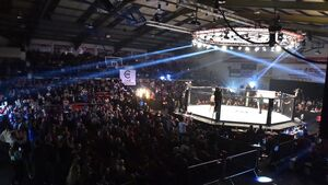 After a thrilling MMA show in Neptune Cage Warriors will return to Cork in 2020