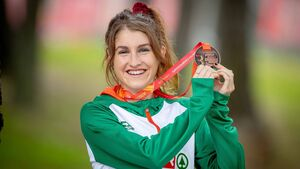 Cork's Stephanie Cotter running the road less travelled