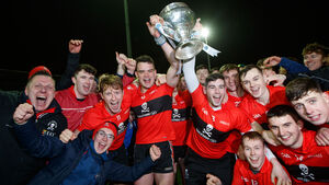 Fitzgibbon Cup glory for UCC hurlers after storming comeback despite red card